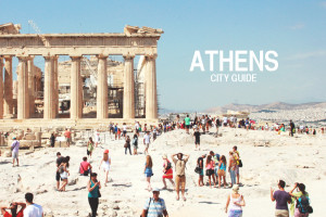 a mini guide to athens, greece // perpetually chic