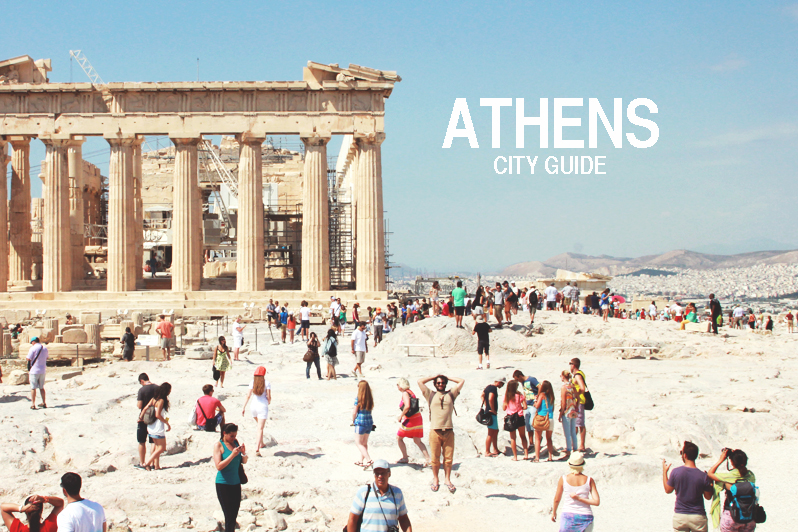 a mini guide to athens // perpetually chic