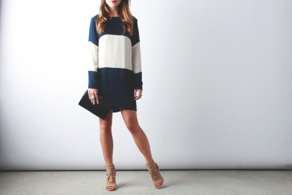 Heidi Merrick dress // perpetually chic