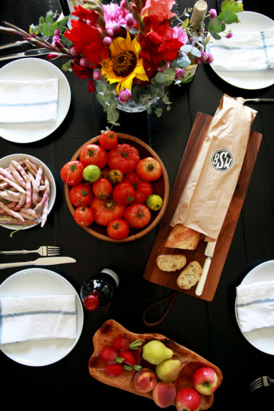 Farm-to-Table Dinner | Perpetually Chic