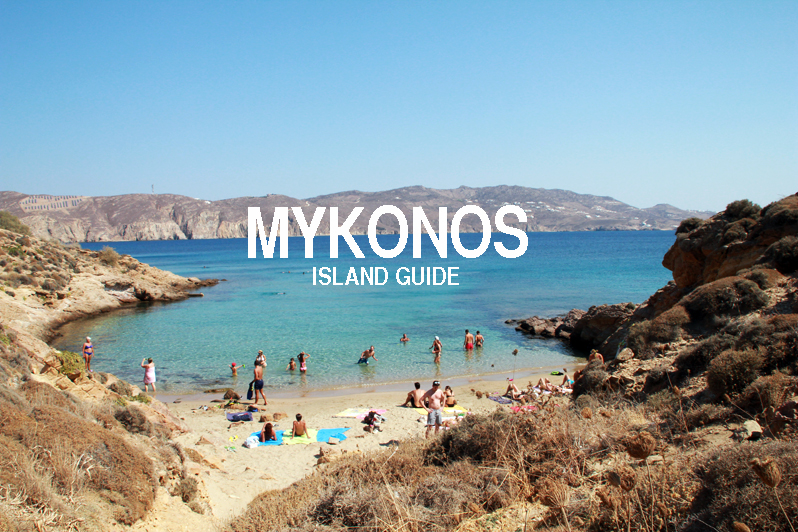 a mini guide to mykonos // perpetually chic