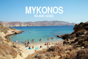 a mini guide to mykonos, greece // perpetually chic