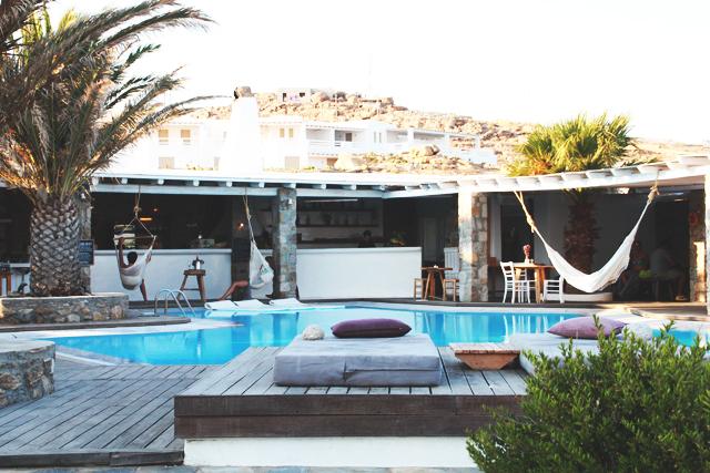 San Giorgio Hotel, Mykonos | Perpetually Chic