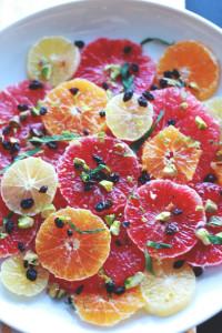 Winter Citrus Salad | Perpetually Chic