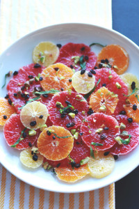 Winter Citrus Salad   Perpetually Chic