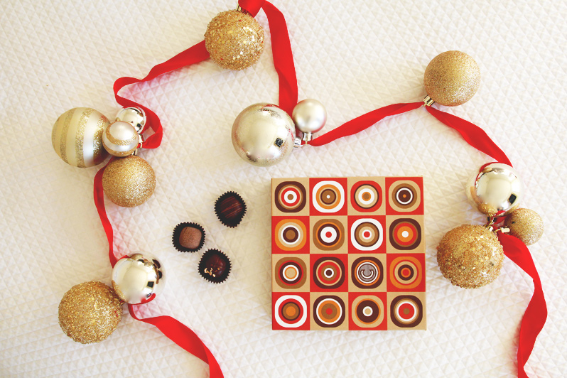 perpetually chic gifts: candinas chocolates