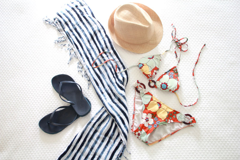 12 warm-weather vacation outfits | Perpetually Chic