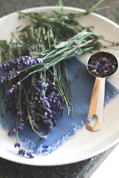 Lavender Simple Syrup | Perpetually Chic