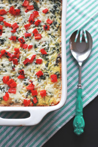Christmas Morning Casserole | Perpetually Chic