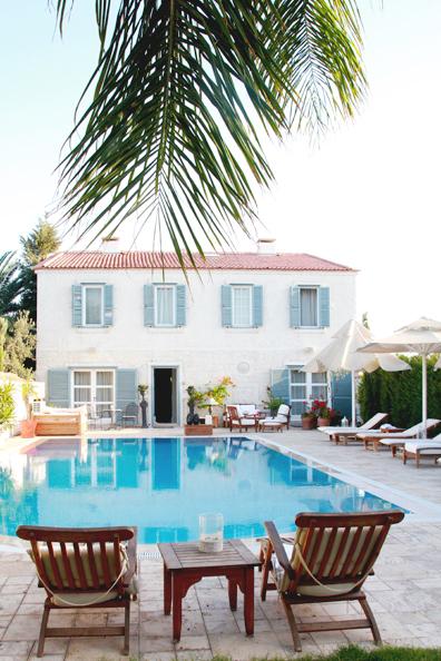 Beyevi Hotel, Alacati, Turkey