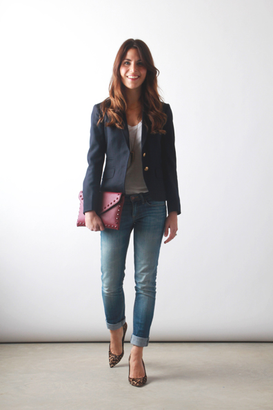 classic with a twist | perpetuallychic.com