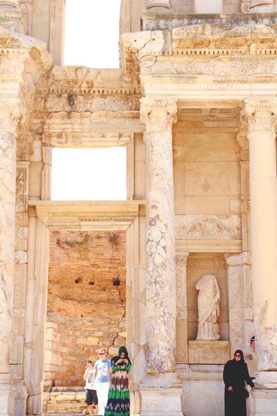 Ephesus, Turkey | Perpetually Chic