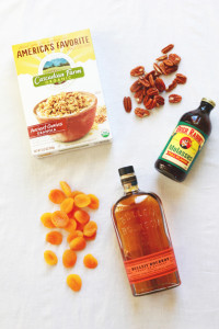 Gingerbread Bourbon Balls | Perpetually Chic