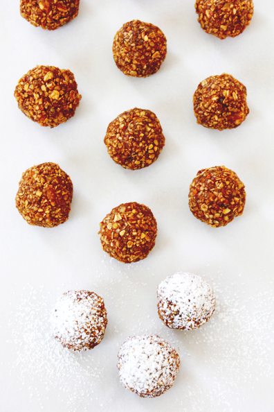 Bourbon Balls II Recipe — Dishmaps
