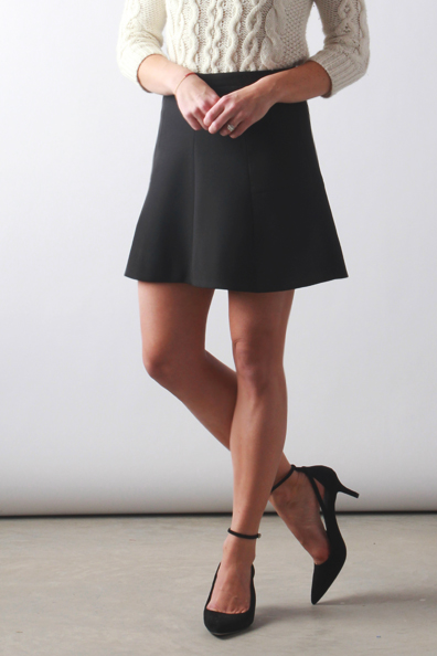 perfect black pump | perpetually chic