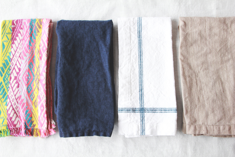 Entertaining Essentials: Table Linens | Perpetually Chic