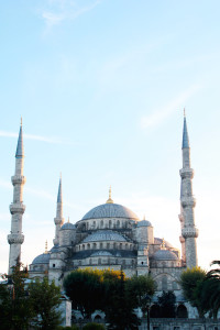 Blue Mosque, Istanbul |Perpetually Chic