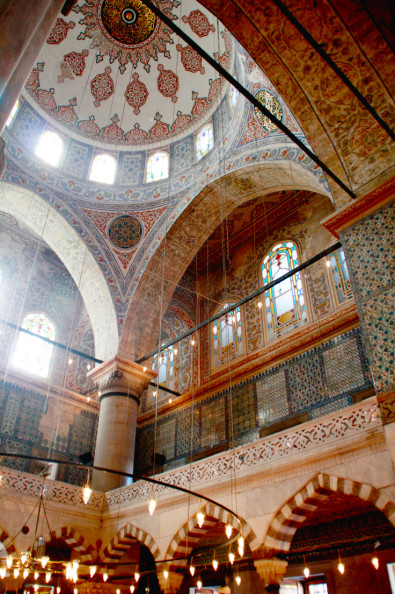 Blue Mosque, Istanbul | Perpetually Chic