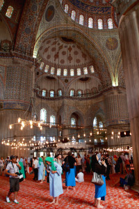 Blue Mosque, Istanbul   Perpetually Chic