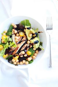 Chickpea & Avocado Salad   Perpetually Chic