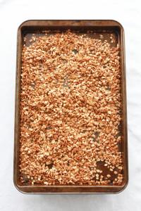 Homemade Granola | Perpetually Chic