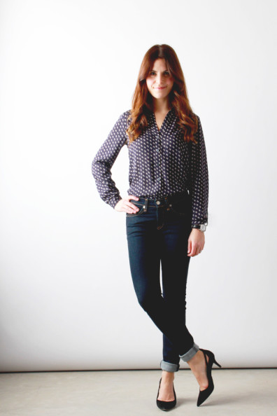 Navy | Perpetually Chic