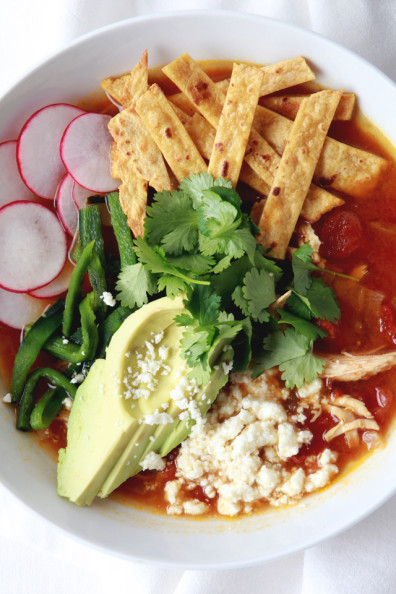 Tortilla Soup | Perpetually Chic