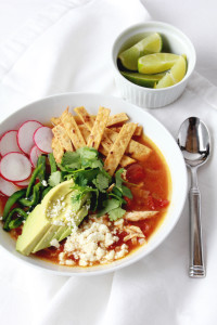 Tortilla Soup | Perpetually Chic