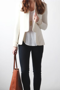 Winter White | Perpetually Chic
