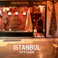 Istanbul City Guide | Perpetually Chic