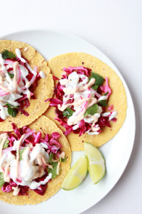 The Best Fish Tacos | Perpetually Chic