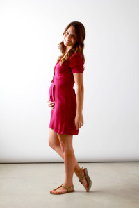 Magenta Dress | Perpetually Chic