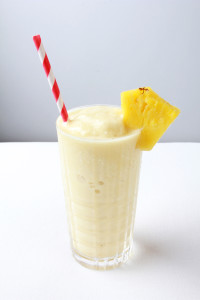 Pina Colada Smoothie | Perpetually Chic