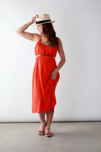Red Dress | Perpetually Chic