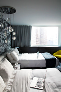 W Chicago Lakeshore | Perpetually Chic