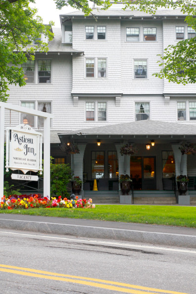 Asticou Inn, Maine | Perpetually Chic
