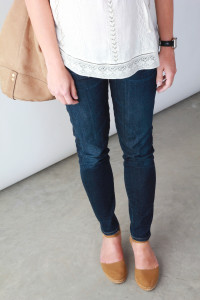Lace & Blue Jeans   Perpetually Chic