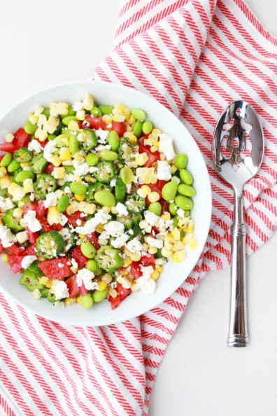 Summer Succotash | Perpetually Chic
