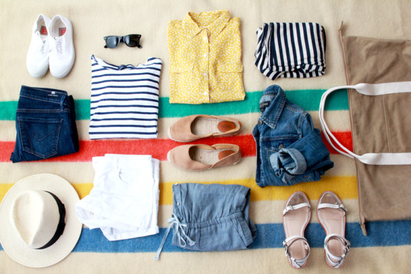 Packing for Maine | Perpetually Chic