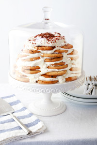 Martha Stewart Icebox Cookie Cake | Perpetually Chic