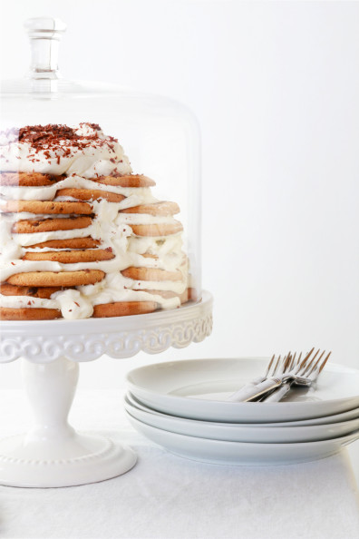 Martha Stewart Cookie Icebox Cake | Perpetually Chic