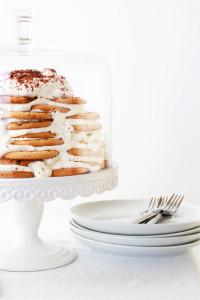 Martha Stewart Icebox Cookie Cake | Perpetually Chic