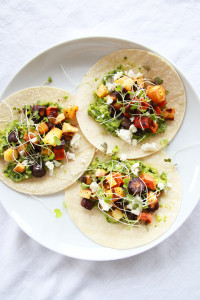Root Veggie Tacos | Perpetually Chic