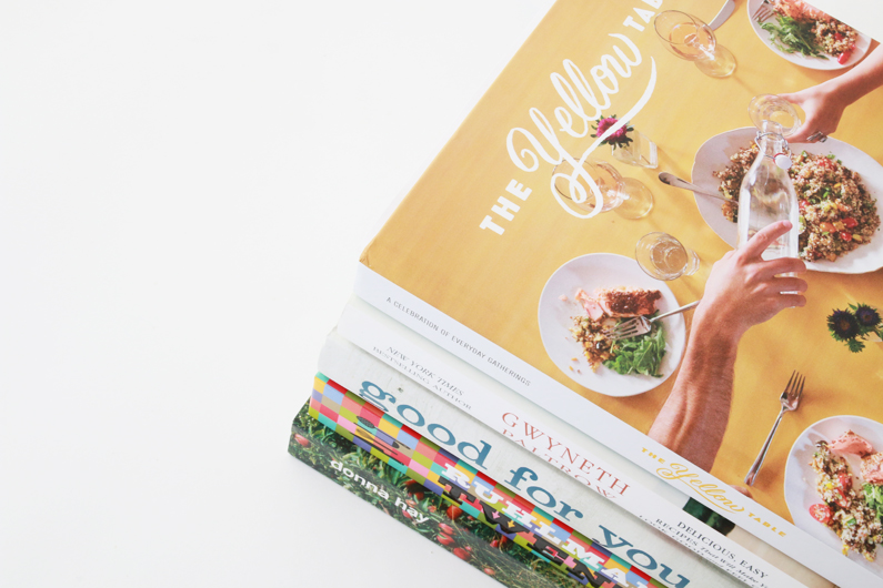 Favorite Cookbooks | Perpetually Chic