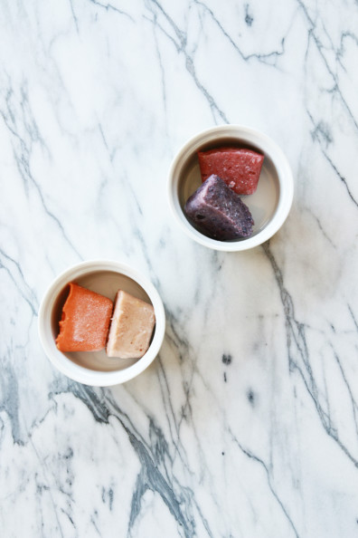 Homemade Baby Food | Perpetually Chic