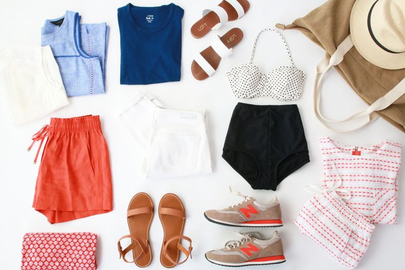 July 4th Packing Guide | Perpetually Chic