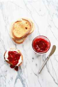 Strawberry Quick Jam   Perpetually Chic