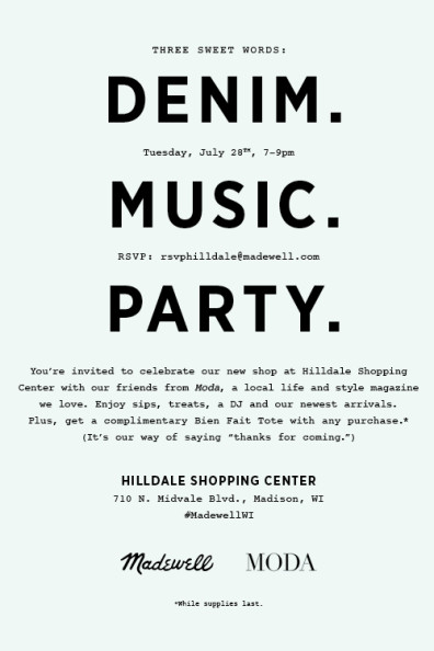 Madewell Wisconsin | Perpetually Chic-invite
