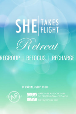 She Takes Flight | Perpetually Chic