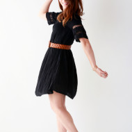 Summer LBD - Aritzia Dress | Perpetually Chic